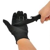 Handschuhe Rasentrimmer