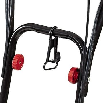 Einhell Elektro Bodenhacke GC-RT 1440 M (1400 W, 40 cm Arbeitsbreite, 20 cm Arbeitstiefe, ergonomischer und klappbarer Führungsholm) -
